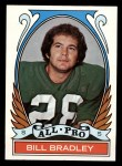 1972 Topps #286   -  Bill Bradley All-Pro Front Thumbnail