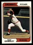 1974 Topps #59  Ross Grimsley  Front Thumbnail