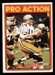 1972 Topps #346   -  Edd Hargett Pro Action Front Thumbnail