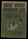 1972 Topps #131   -  Tom Matte Pro Action Back Thumbnail