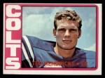 1972 Topps #93  Ted Hendricks  Front Thumbnail