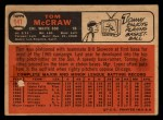 1966 Topps Venezuelan #141  Tom McCraw  Back Thumbnail