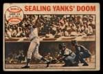 1964 Topps Venezuelan #139   1963 World Series - Game #4 - Sealing Yanks' Doom - Frank Howard Front Thumbnail