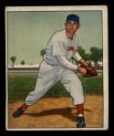 1950 Bowman #80  Howard Fox  Front Thumbnail