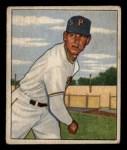 1950 Bowman #171  Harry Gumbert  Front Thumbnail