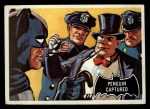 1966 Topps Batman Black Bat #24   Penguin Captured Front Thumbnail