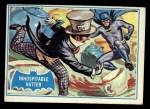 1966 Topps Batman Blue Bat Back #42   Inhospitable Hatter! Front Thumbnail