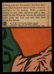 1966 Topps Batman Red Bat #12   Boiling Bath Back Thumbnail