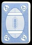 1971 Topps Game #30  Larry Csonka  Back Thumbnail