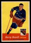 1957 Topps #51  Harry Howell  Front Thumbnail