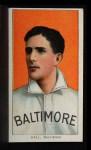 1909 T206  Bob Hall  Front Thumbnail