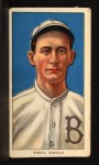 1909 T206  Dave Brain  Front Thumbnail