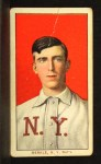 1909 T206 POR Fred Merkle  Front Thumbnail
