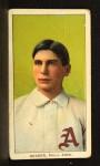 1909 T206 POR Chief Bender  Front Thumbnail