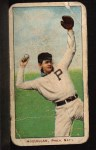 1909 T206 BALL George McQuillan  Front Thumbnail