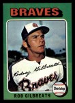 1975 Topps Mini #431  Rod Gilbreath  Front Thumbnail