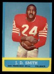1963 Topps #135  J.D. Smith  Front Thumbnail