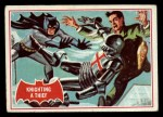 1966 Topps Batman Red Bat #9   Knighting a Thief Front Thumbnail