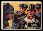 1966 Topps Batman Black Bat #24   Penguin Captured Front Thumbnail