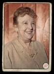 1966 Topps Batman Bat Laffs #37   Aunt Harriet Front Thumbnail