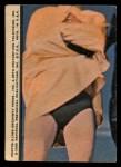 1966 Topps Batman Color #12   Bruce Wayne & Dick Grayson Back Thumbnail