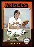 1975 Topps Mini #88  Tom Egan  Front Thumbnail