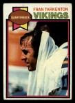1979 Topps #200  Fran Tarkenton  Front Thumbnail