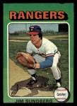 1975 Topps Mini #567  Jim Sundberg  Front Thumbnail