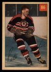 1954 Parkhurst #86  Pete Conacher  Front Thumbnail
