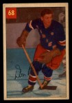 1954 Parkhurst #68  Don Raleigh  Front Thumbnail