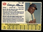1962 Post Canadian #187  George Altman  Front Thumbnail
