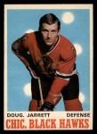 1970 O-Pee-Chee #150  Doug Jarrett  Front Thumbnail
