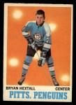 1970 O-Pee-Chee #94  Bryan Hextall  Front Thumbnail