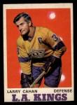 1970 O-Pee-Chee #164  Larry Cahan  Front Thumbnail