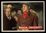 1956 Topps Davy Crockett Orange Back #45   Reach Front Thumbnail