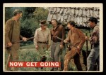 1956 Topps Davy Crockett #39   Now Get Going  Front Thumbnail
