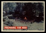 1956 Topps Davy Crockett #8   Preparing for War  Front Thumbnail