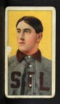 1909 T206 POR Harry Howell  Front Thumbnail