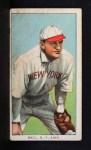 1909 T206 NY Neal Ball  Front Thumbnail