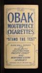 1910 T212 Obak xOLD Gus Thompson  Back Thumbnail