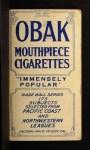 1910 T212 Obak xOLD Ivan Howard  Back Thumbnail