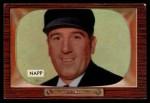 1955 Bowman #250  Larry Napp  Front Thumbnail