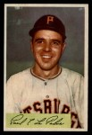 1954 Bowman #107  Paul LaPalme  Front Thumbnail