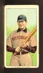 1909 T206 BAT Fred Clarke  Front Thumbnail