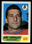 1968 Topps #98  Gino Cappelletti  Front Thumbnail