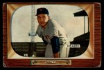 1955 Bowman #220  Jim Hearn  Front Thumbnail