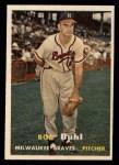 1957 Topps #127  Bob Buhl  Front Thumbnail