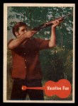 1956 Topps / Bubbles Inc Elvis Presley #16   Vacation Fun Front Thumbnail
