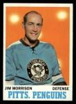 1970 Topps #90  Jim Morrison  Front Thumbnail