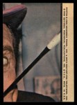 1966 Topps Batman Bat Laffs #6   Bruce Wayne & Dick Grayson Back Thumbnail